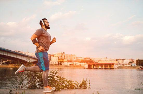 اینطور دویدن شما را چاق تر می کند