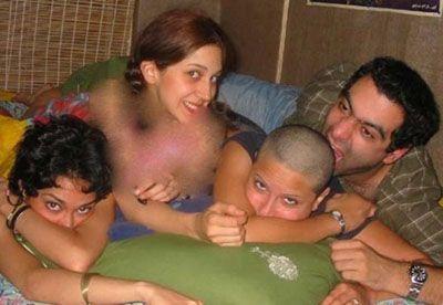 اوضاع زهرا امیر ابراهیمی بعد از انتشار فیلم پورن