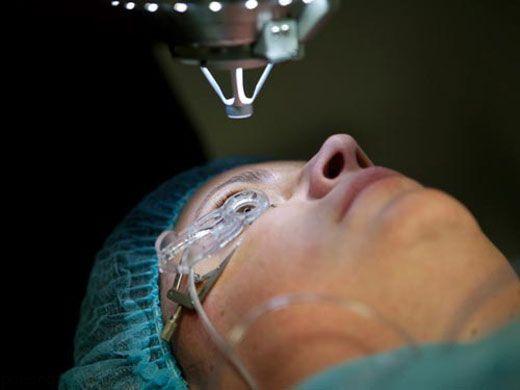 لیزیک چشم و توصیه های سلامت