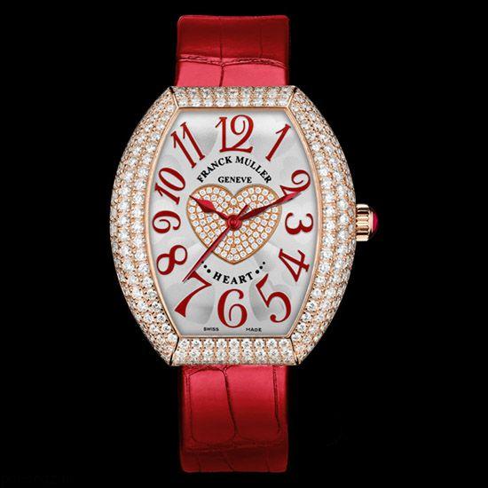 مدل های ساعت زنانه برند Franck Muller