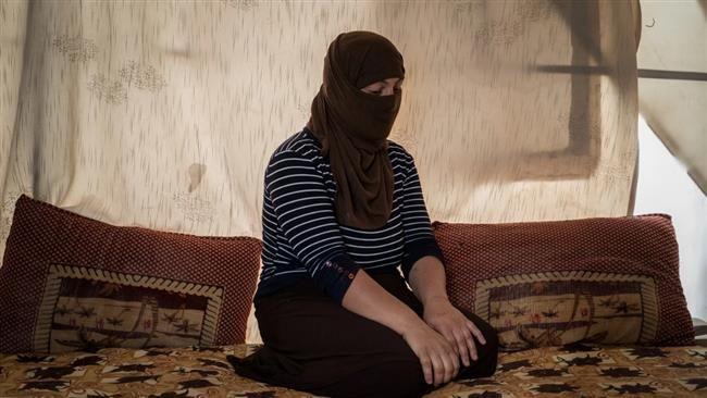 حراج برده های جنسی داعش در فضای مجازی