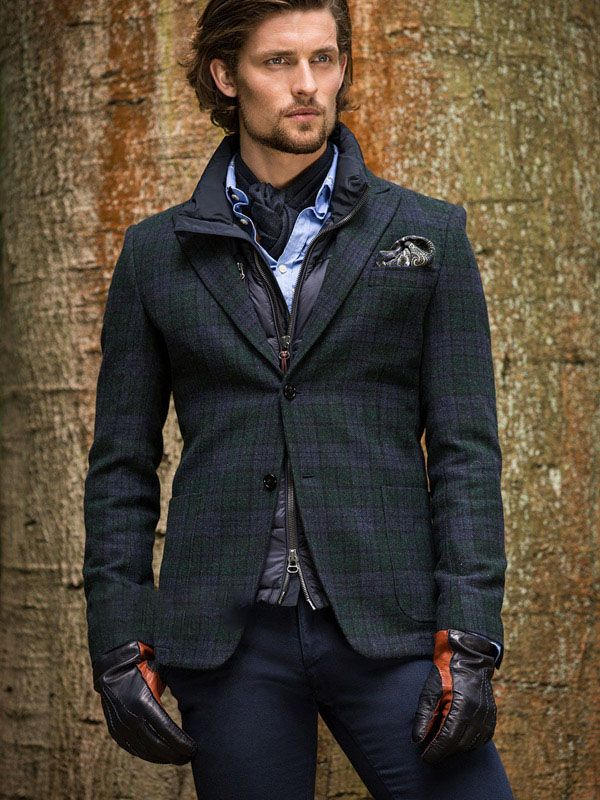 شیک ترین مدل لباس مردانه زمستان برند Scapa