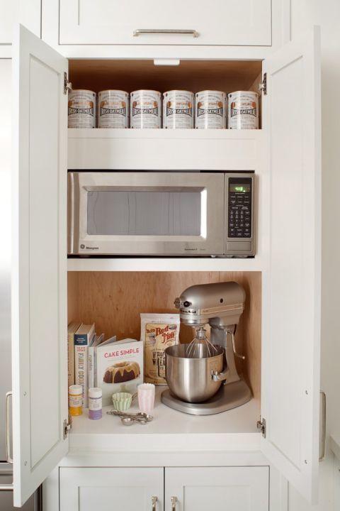انواع مدل های خلاقانه کابینت آشپزخانه