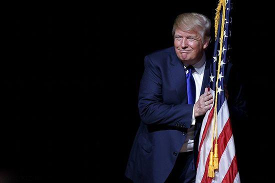 بیوگرافی و عکس های دونالد ترامپ و ملانیا ترامپ