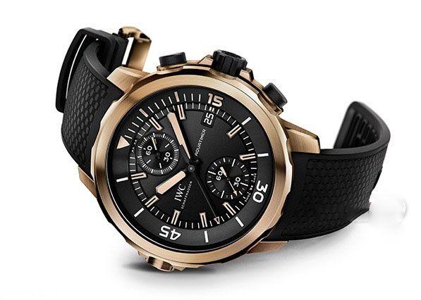 ساعت های شیک و زیبای مردانه برند IWC