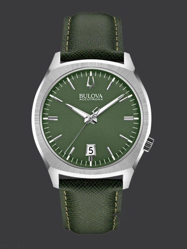 زیباترین ساعت های مچی از برند Bulova