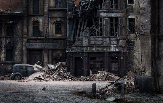 بزرگترین لوکیشن جالب فیلم ها در اروپا
