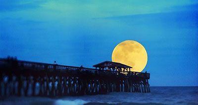 بزرگترین زاویه دید ماه را به زودی شاهد هستیم