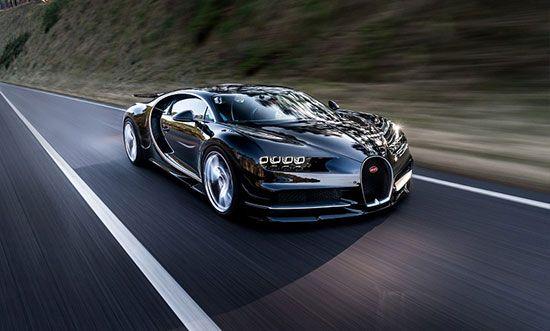 سریع ترین ماشین های پرشتاب دنیا را بشناسید