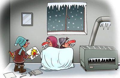 توصیه های مهم برای گرمایش خانه در فصل سرما
