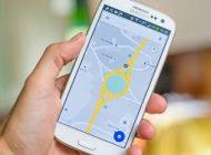 زوم روی نقشه گوگل با یک انگشت