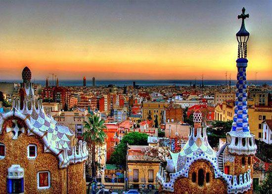 10 شهر گردشگری جذاب دنیا در سال 2017
