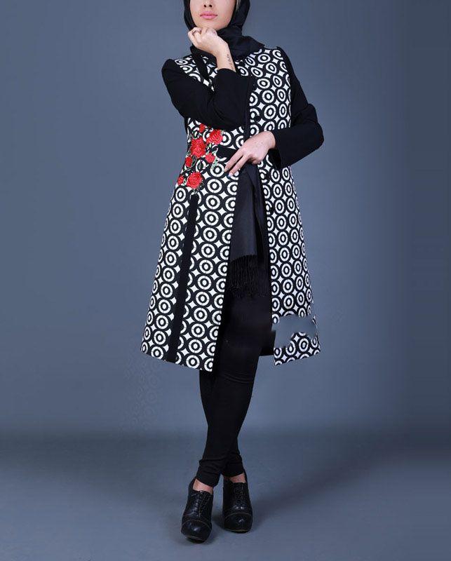 مدل مانتو زنانه زیبا و جذاب از Miniature Stores
