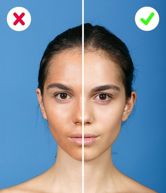 نکات کلیدی و مهم در آرایش صورت +آموزش تصویری