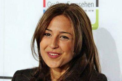 بانوی زیبا و مشهور تلویزیون آلمان ایرانی است