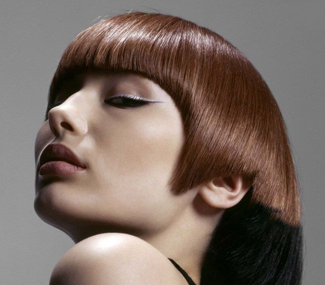 بهترین مدل زدن موی کوتاه زنانه 2017