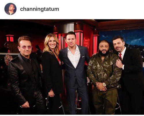 اخبار داغ هالیوود و بازیگران مشهور جهان در اینستاگرام