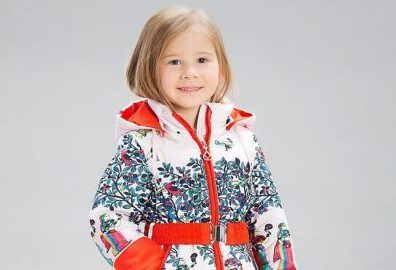 جدیدترین مدل های کاپشن بچگانه دخترانه برند Bilemi