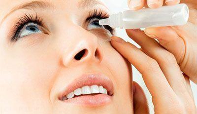مصرف خودسرانه قطره های چشمی ممنوع