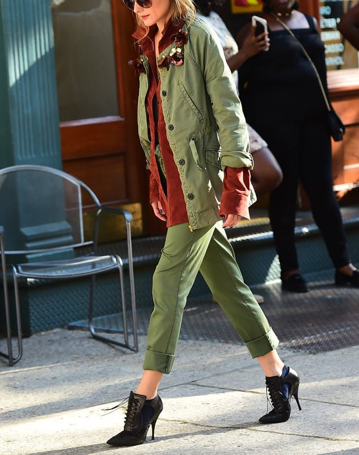 لباس های پاییزی خود را با این رنگ ها ست کنید