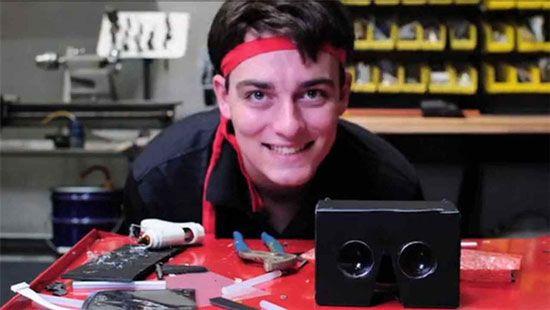 با پالمر لاکی مخترع هدست مجازی آشنا شوید