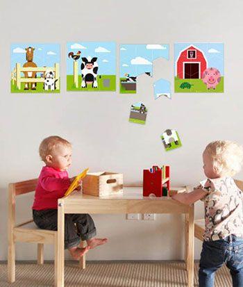 مدل های جدید استیکر دیوار اتاق بچه ها