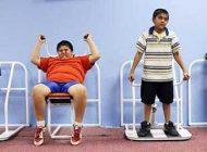 ترغیب کودکان اوتیسمی به ورزش کردن
