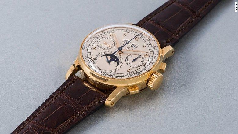 گران ترین ساعت مچی جهان را ببینید