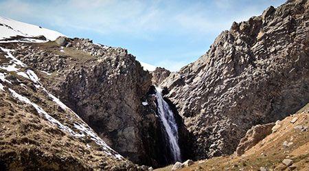 سفر به آبشار سردابه در استان اردبیل زیبا