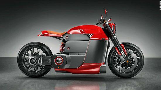موتورهای نسل آینده الکتریکی هستند
