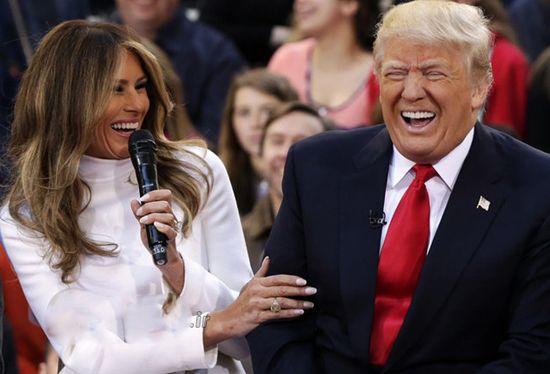 درباره ملانیا ترامپ بانوی شماره یک آمریکا