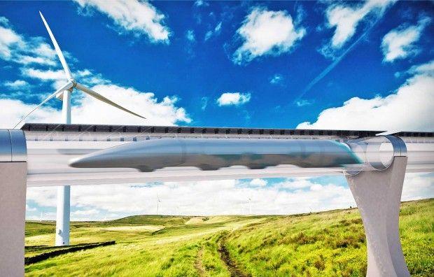 فناوری های آینده حمل و نقل عمومی را ببینید