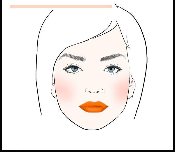 روان شناسی شخصیت خانم ها از روی آرایش