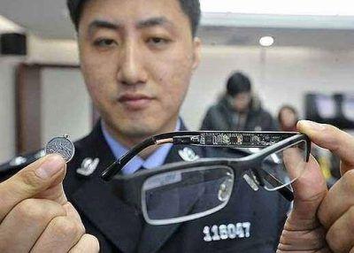 هوشمندانه ترین تقلب دانش آموز در چین