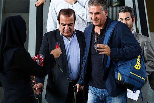 فوتبال ایران و شرایط سخت قبل از برجام