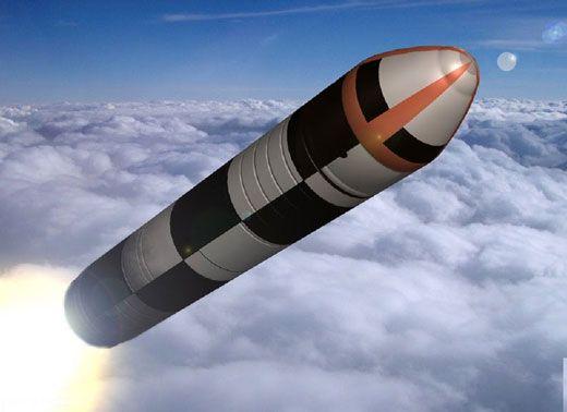 مخوف ترین موشک هسته ای دنیا در روسیه