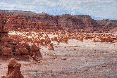 دره زیبا و باشکوه گوبلین در ایالات متحده