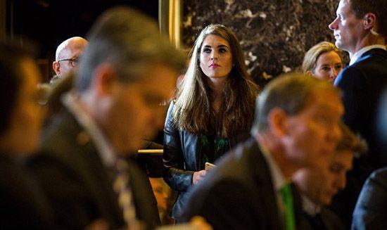 این دختر 28 ساله باعث پیروزی ترامپ شده است