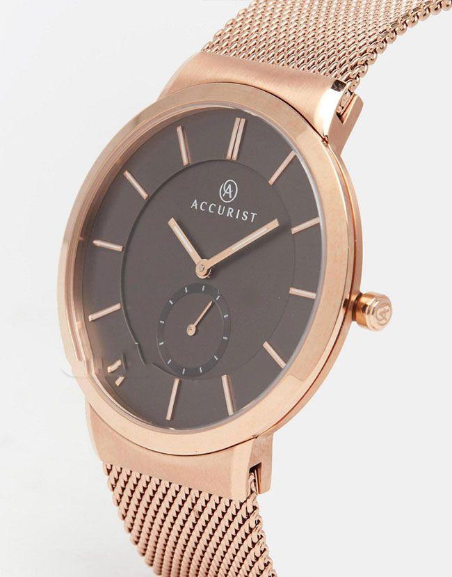 مدل های ساعت مچی مردانه برند Accurist