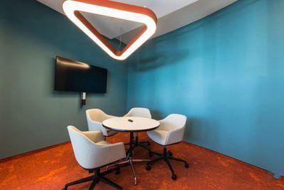 رنگ های عالی برای طراحی داخلی دفتر کار