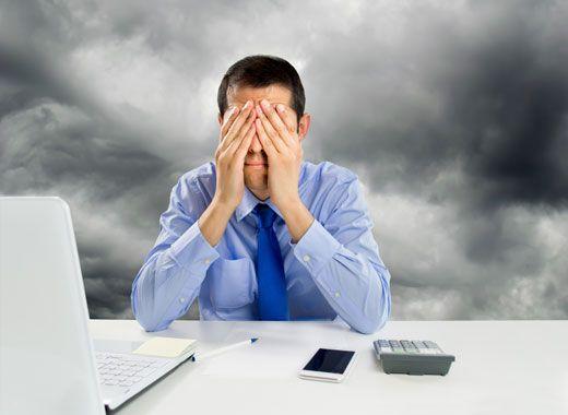 استرس و اضطراب را کنترل کنید
