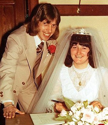 ثبت رکورد ازدواج برای این مرد انگلیسی