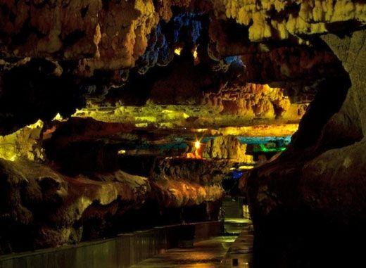 با بهترین غارهای ایران آشنا شوید +عکس