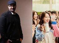 عکس بازیگر کره ای کوان مینا همسر حامد تهرانی