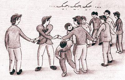 بهترین بازی های محلی مردم ایران را بشناسید