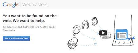 آموزش کامل کار با گوگل وبمستر
