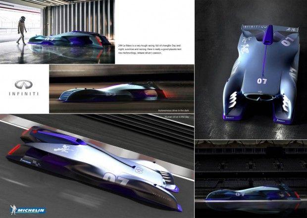 مسابقه طراحی خودرو میشلین و حضور ایرانی ها