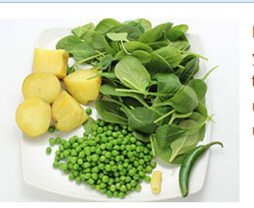 آموزش تهیه کتلت سبزیجات به روش هندی ها