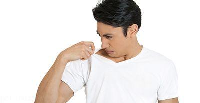 بوی نامطبوع بدن هنگام ورزش سنگین