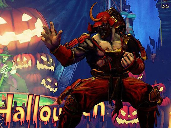 حال و هوای هالووین در بازی های کامپیوتری